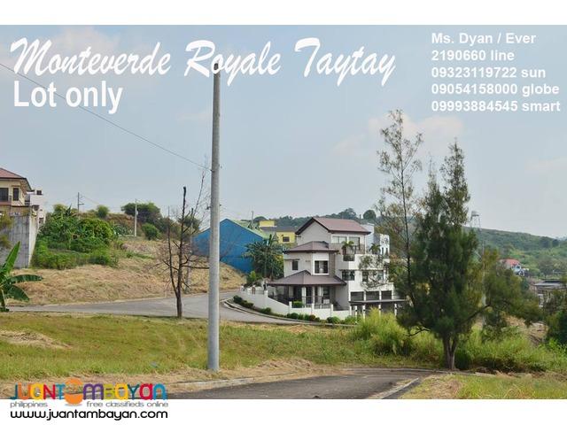 Residential Lot Sale in Greenridge Subdivision Binangonan 20% Discount