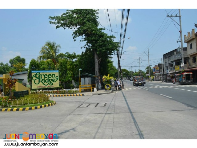 Residential Lot Sale in Greenridge Subdivision Binangonan 20% Discount