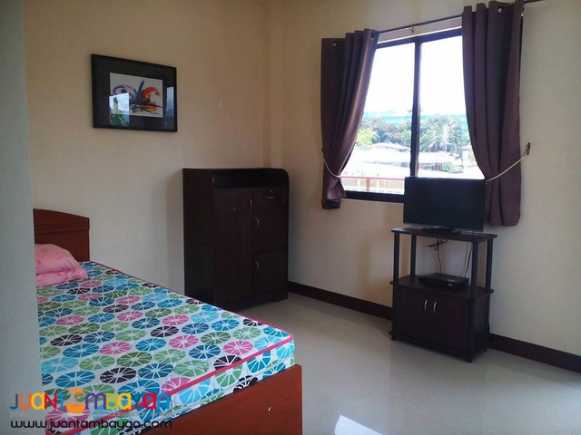 15k Studio Furnished Apartment For Rent in Lahug Cebu City