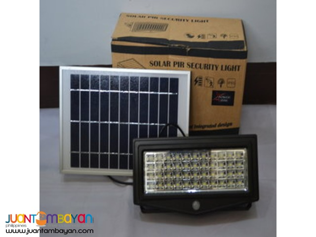 GT-SML 01 Solar PIR Security Light