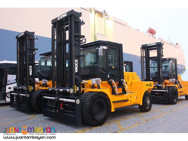 brandnew SOCMA HNF150 15 tons diesel forklift