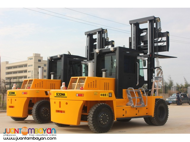 brandnew diesel forklift SOCMA 16 tons for sale