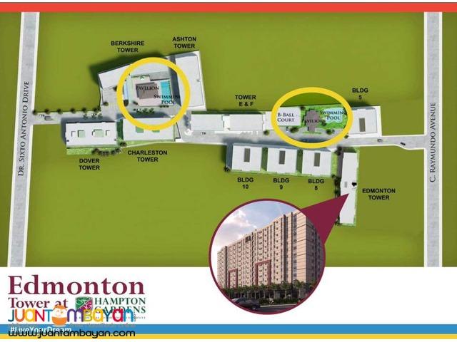 HAMPTON GARDENS IN PASIG-NEAR TRI-CITY HOSPITAL