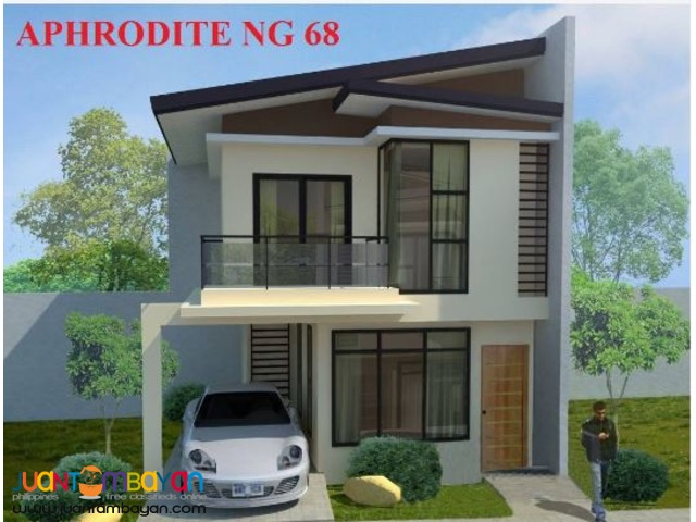 APHRODITE Single attached house alberlyn boxhill mohon talisay