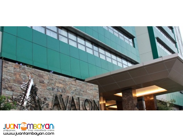 ready to occupy one bedroom condo fronting ayala cebu
