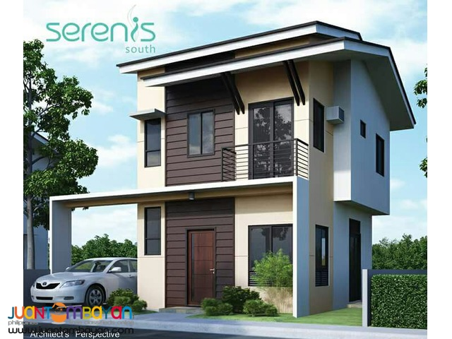 4BR single detached house serenis mohon talisay cebu