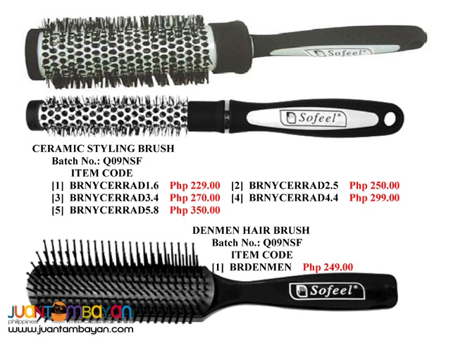 Hair Care Combs Hair brush for hair style ( SOFEEL )