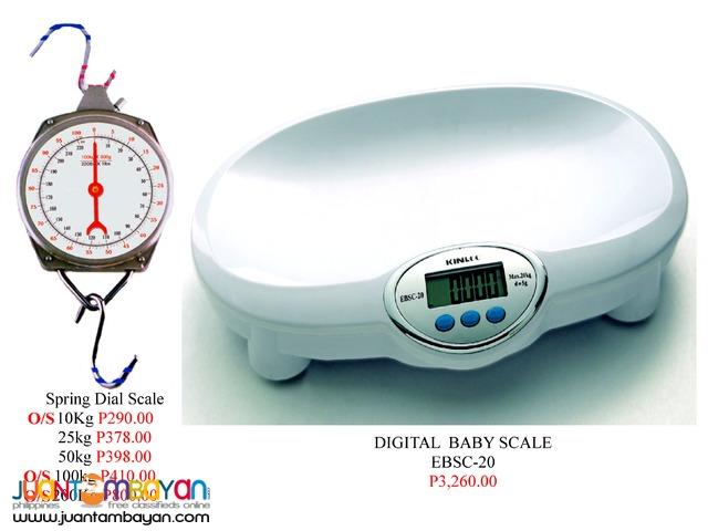 Digital baby scale Pocket scale Electronic scale Physician scale