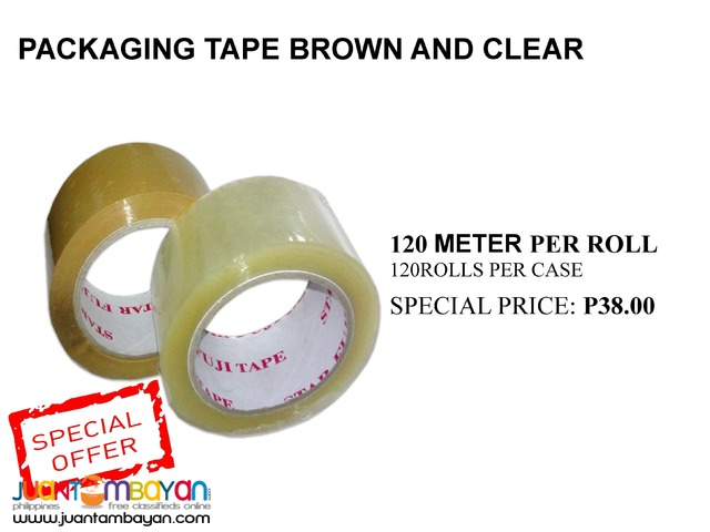 Packaging Tape Office and School supplies