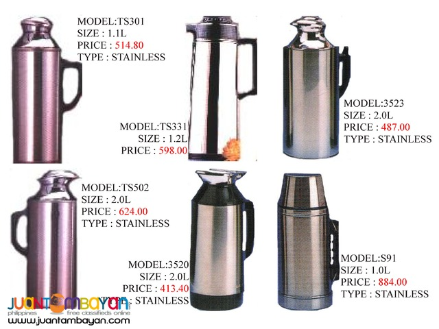 Kitchenware Vacuum Flask or Thermos