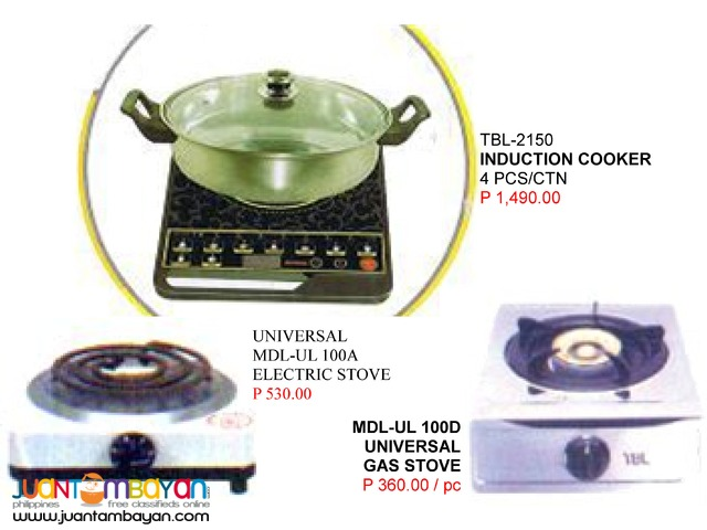 Kitchen Kettle Gas Stove Rice Cooker Induction Cooker