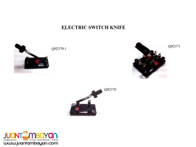 Electric Switch Knife