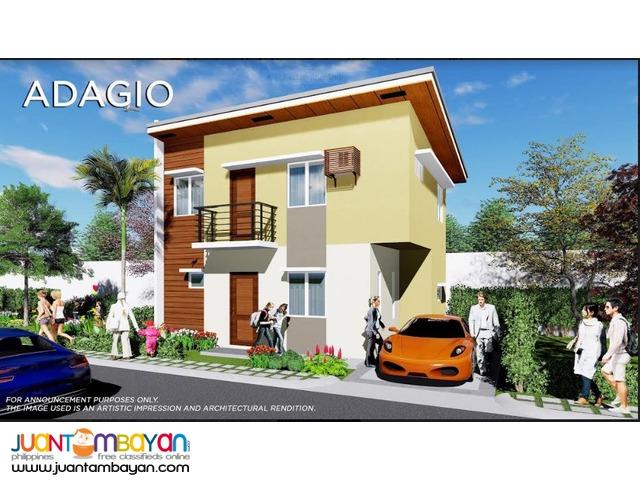 Adagio 4br house in modena subd liloan cebu