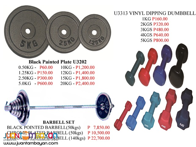Barbell Set Barbell Plate Dipping Dumbbell Power twister