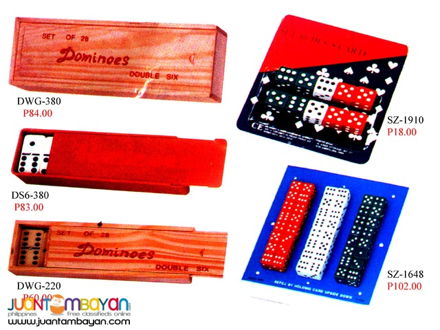 Dominoes Sporting goods Game set