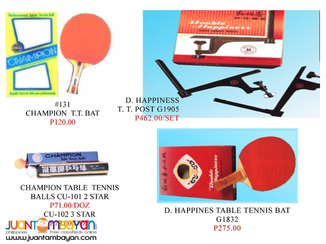 Table Tennis Table Table tennis Equipment Ping pong