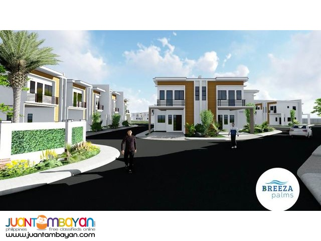 Breeza Palms Mactan 3Bedrooms Suba-Basbas,Marigondon