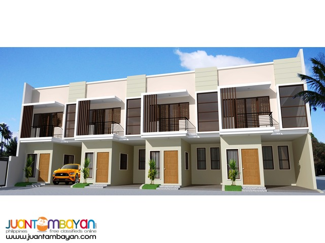 Liam Residences/ spacious townhouse Salvador Ext. Labangon Cebu