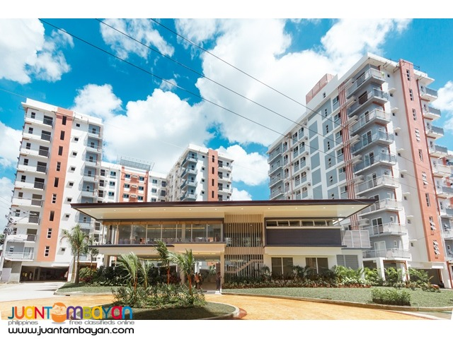 AFFORDABLE RFO condo units near IT Park Mivesa Garden Residences