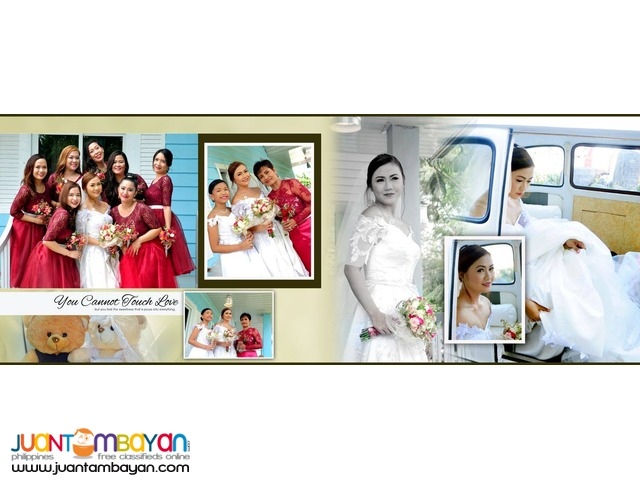 Wedding Dubut Coordination and Photography