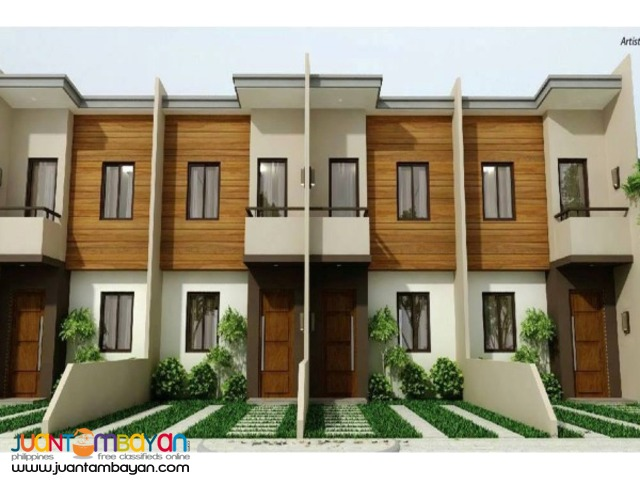 Mulberry Drive most accessible townhouse in talamban cebu city