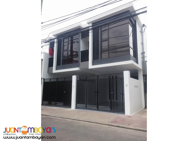 Levier Housen Lot for Sale in NGI Parang Marikina 3BR FloodSAFE