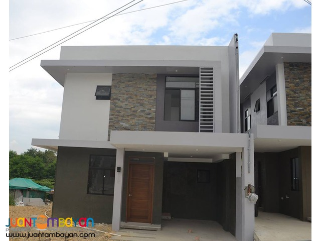 Kristine Single Attached house Villa Sebastiana Tawason Mandaue
