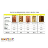 Sauna Machines