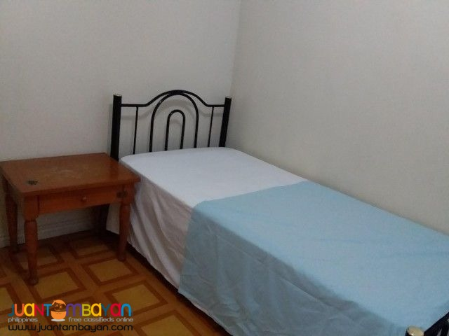 3-DR Apartment  with loft Semi-furnished near PRADERA VERDE LUBAO