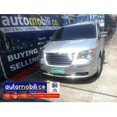 2009 Chrysler Town And Country Gasoline Automatic