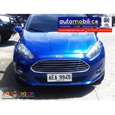 2014 Ford Fiesta Gasoline Automatic