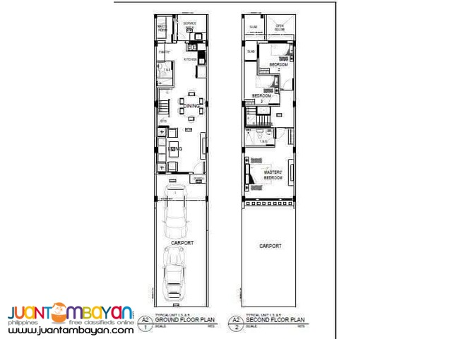 LUCAS RESIDENCE 3BR WITH BUILT IN CABINET FOR SALE IN MARIKINA