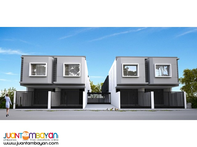 FOR SALE LEVIER TOWNHOUSE WITH CARPARK IN MARIKINA