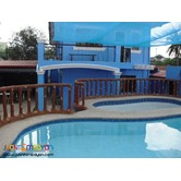 Lance en Louie  private pool resorts for rent in pansol laguna