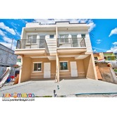 PH01 Townhouse near Mindanao Avenue QC at 4.588M
