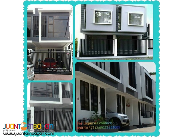 Levier House and Lot Flood Free Area in Marikina