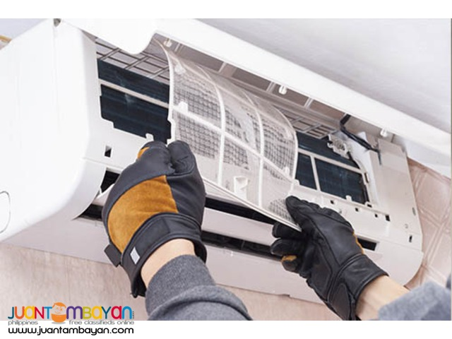 Aircon Cleaning, Installation and Repair Services