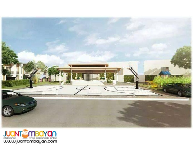 2 BR - ALIYA end unit townhouse breeza palms Lapu lapu City