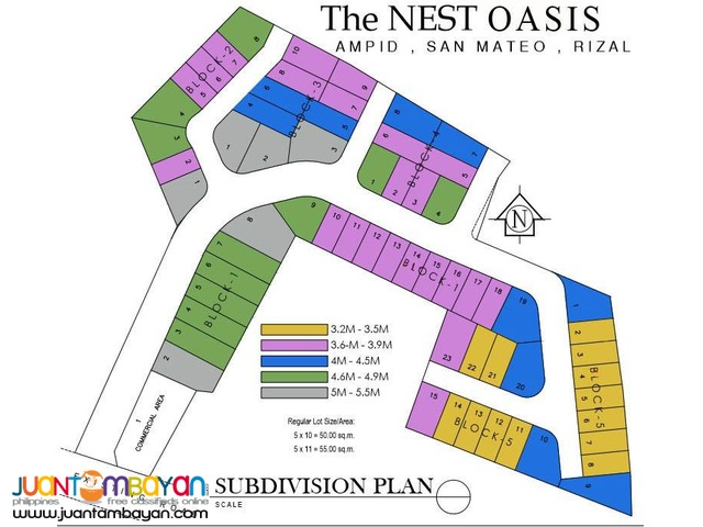 TheNest Oasis House for Sale in Ampid near St Matthews College