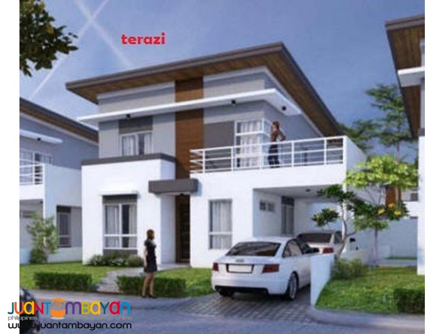 5BR HOUSE velmiro heights minglanilla cebu Terazi model