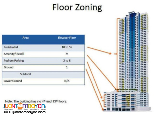1 bedroom horizons 101 cebu city condominium