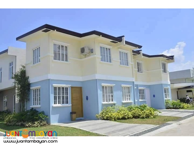 Anica Model: 3 Bedroom Townhouse for 12K/month only!