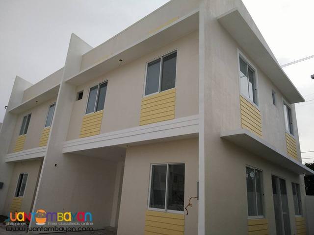 affordable,quality Townhouses island homes mactan lapu lapu city