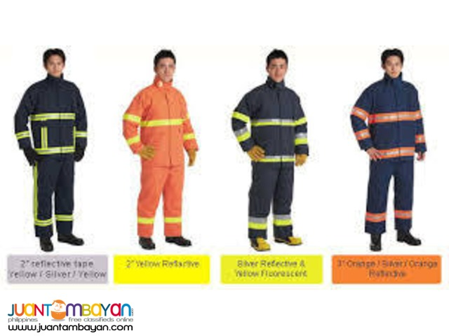 Fire Fighting Suit, Fire Hose and Safety Equipment For Sale