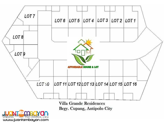 Villa Grande Marikina Heights House n Lot for Sale