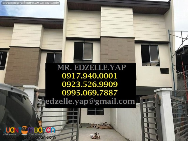 2 Storey Townhouse for Sale Tandang Sora, Quezon City