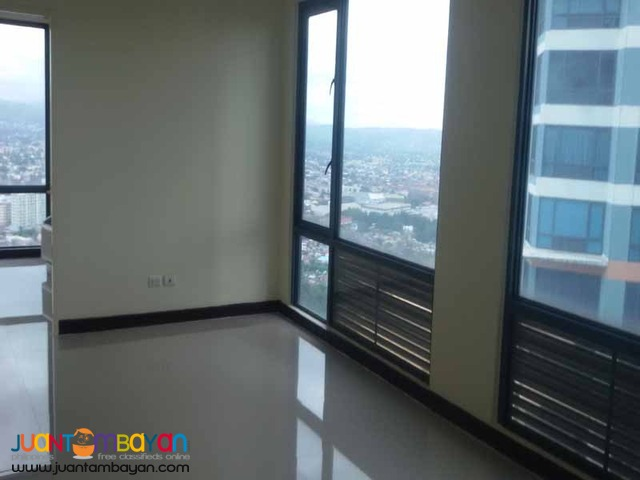 Unfurnished Studio Condo For Rent in Eastwood, Quezon City