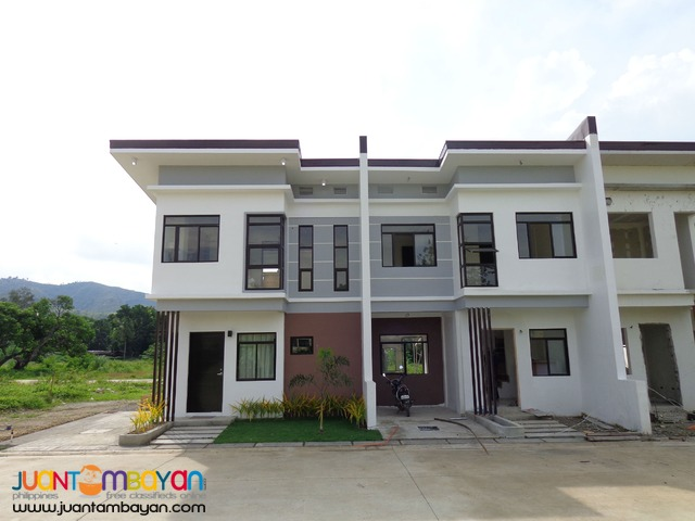 very accessible Kahale Residences Minglanilla Cebu house and lot