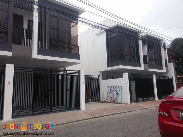 LEVIER4 TOWNHOUSE IN MARIKINA NEAR COMMERCIAL ESTABLISHMENTS