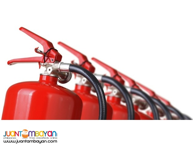 Fire Extinguisher Dry Chemical